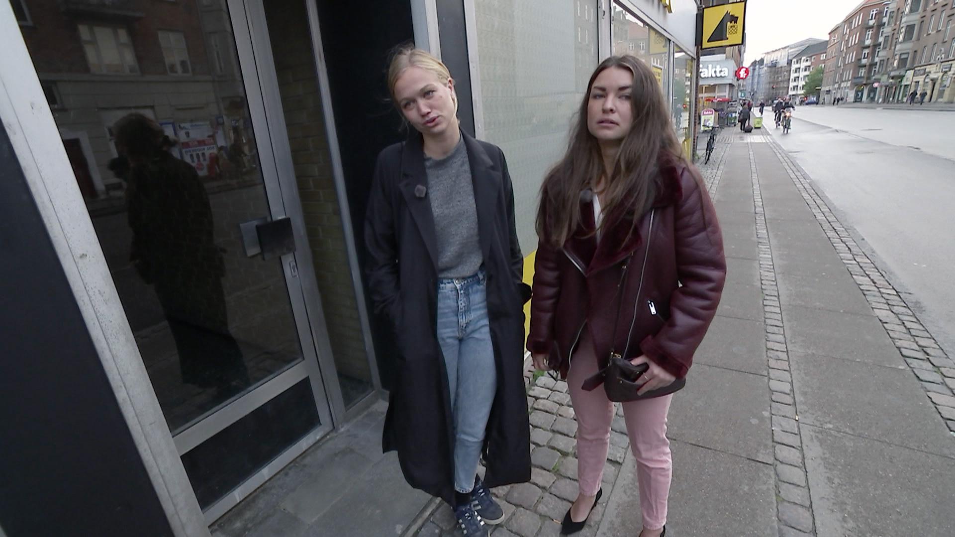 Lotte Bickmann og Sidsel Sølling Hansen