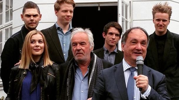 Danmark Eurovision 2015 Anti Social Media Emmelie Olsen