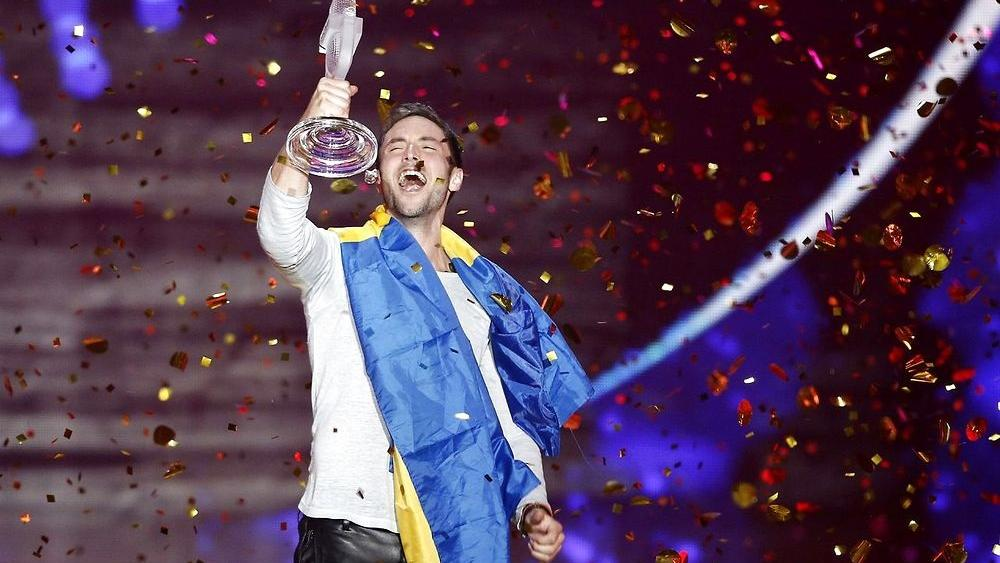 Sverige vinder Eurovision 2015