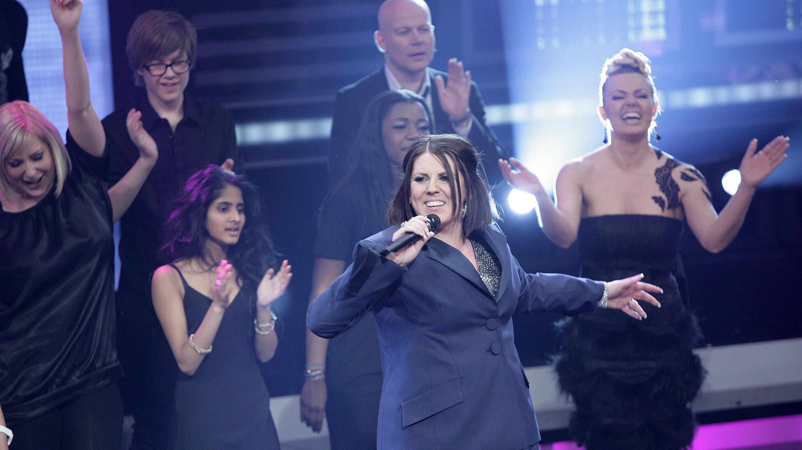 Linda vandet 2. sæson af X Factor
