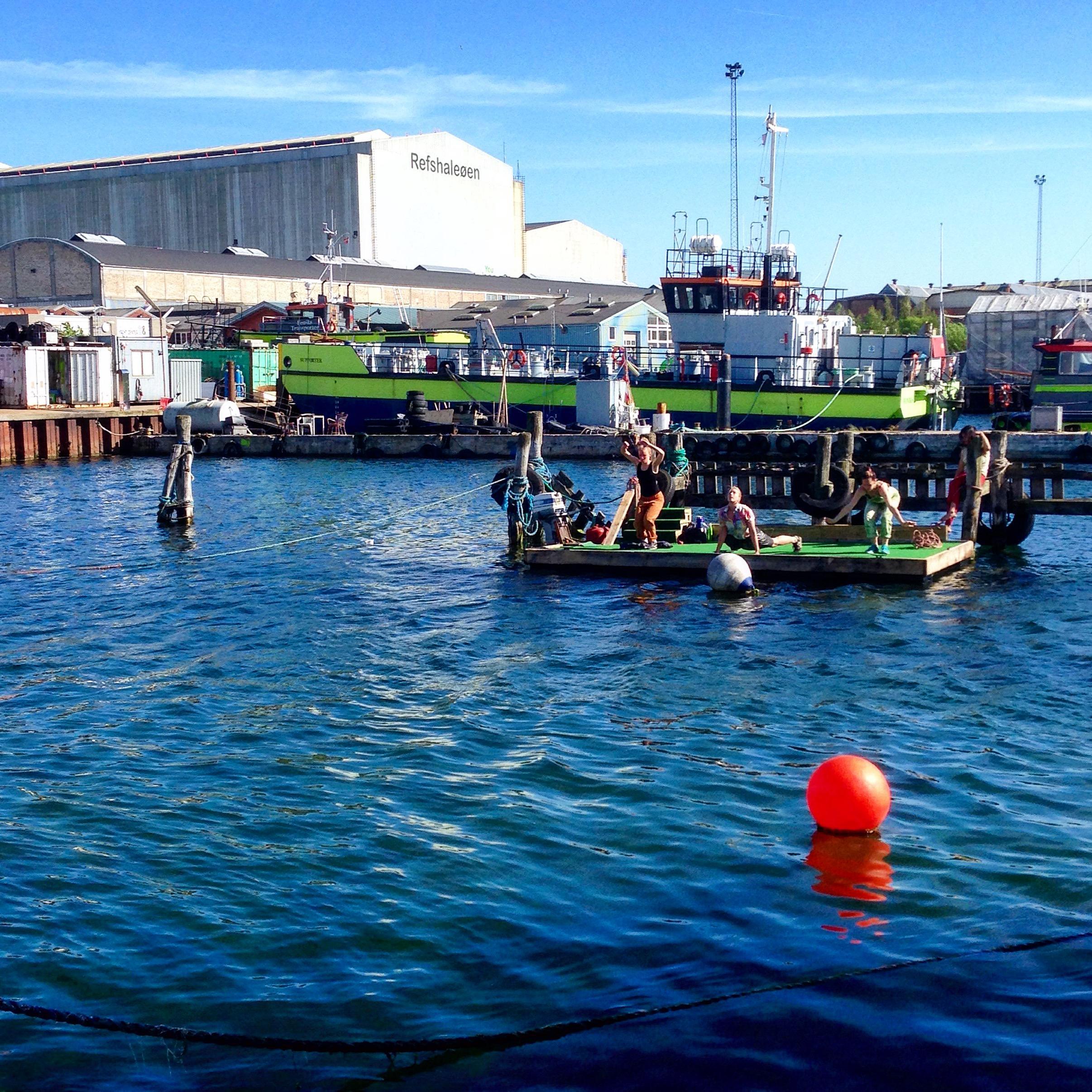 tømmerflåde københavn