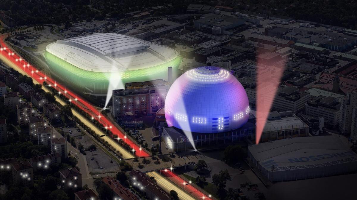 Globen Eurovision 2016