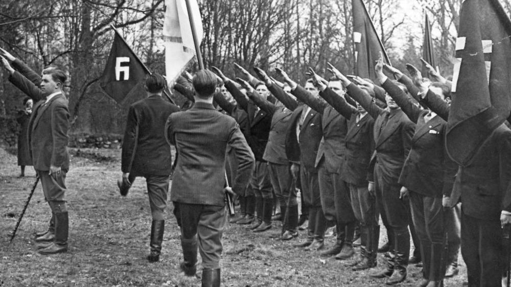 Danske nazister i søgelyset: Krigsforbrydelser, drab og et liv på flugt | Nyheder | DR