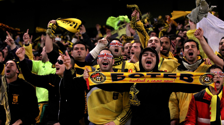 Fans af Aris Saloniki