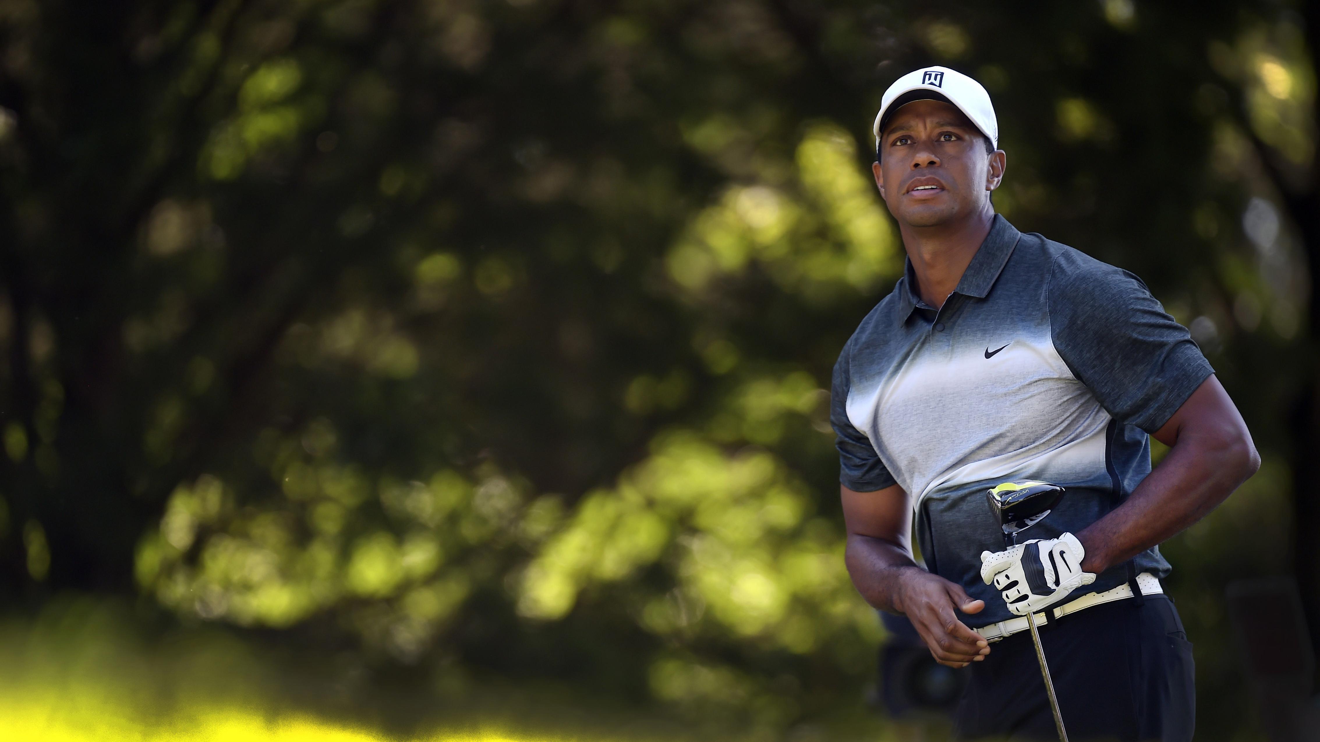 Tiger Woods, golfspiller
