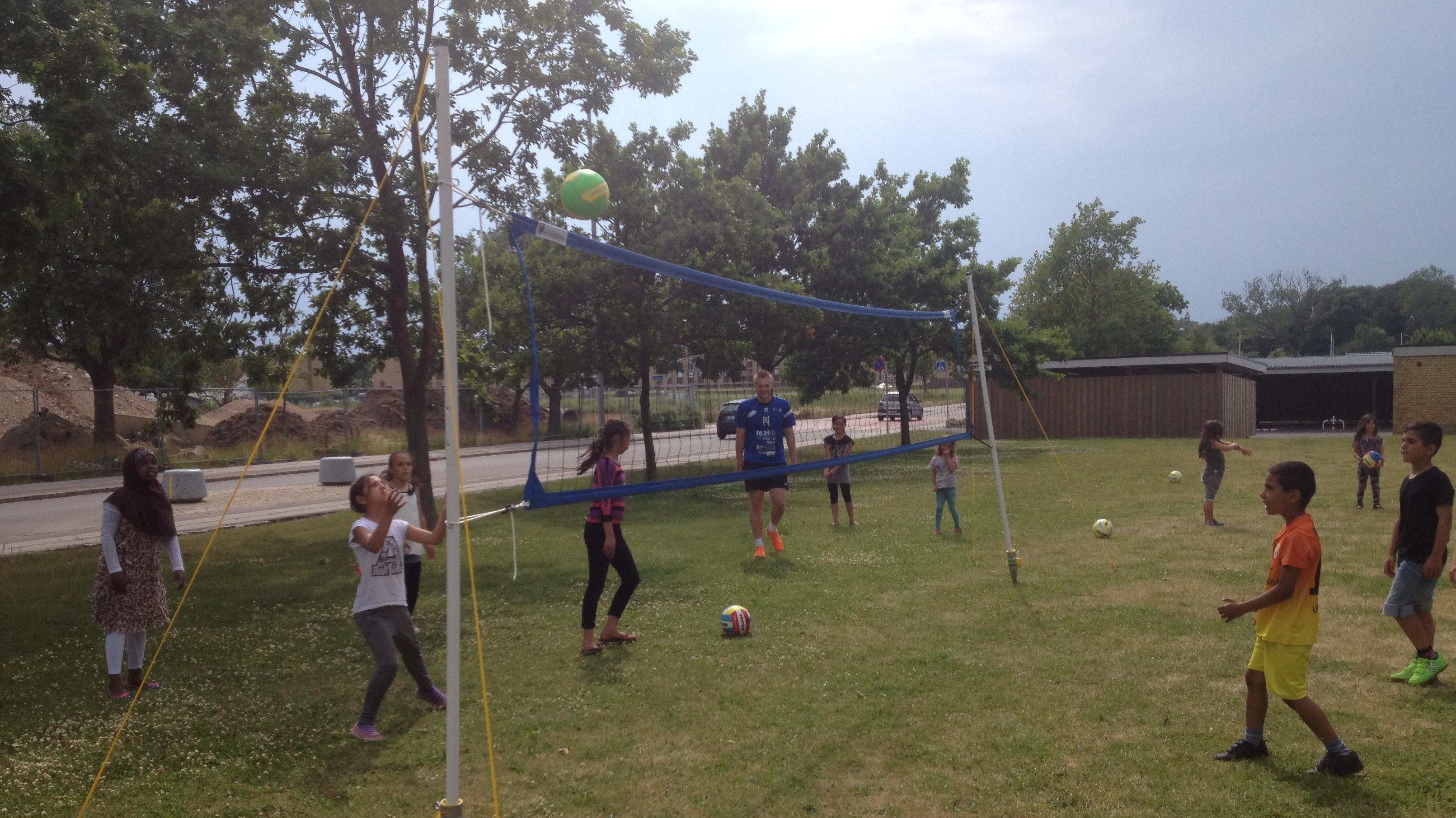volleytræning motalavej