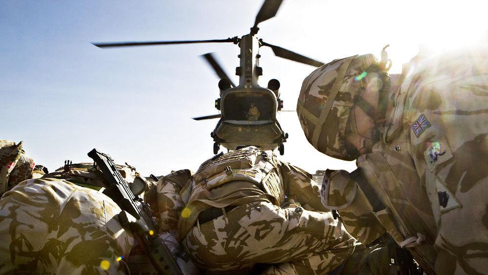 Danmarks mission i Afghanistan