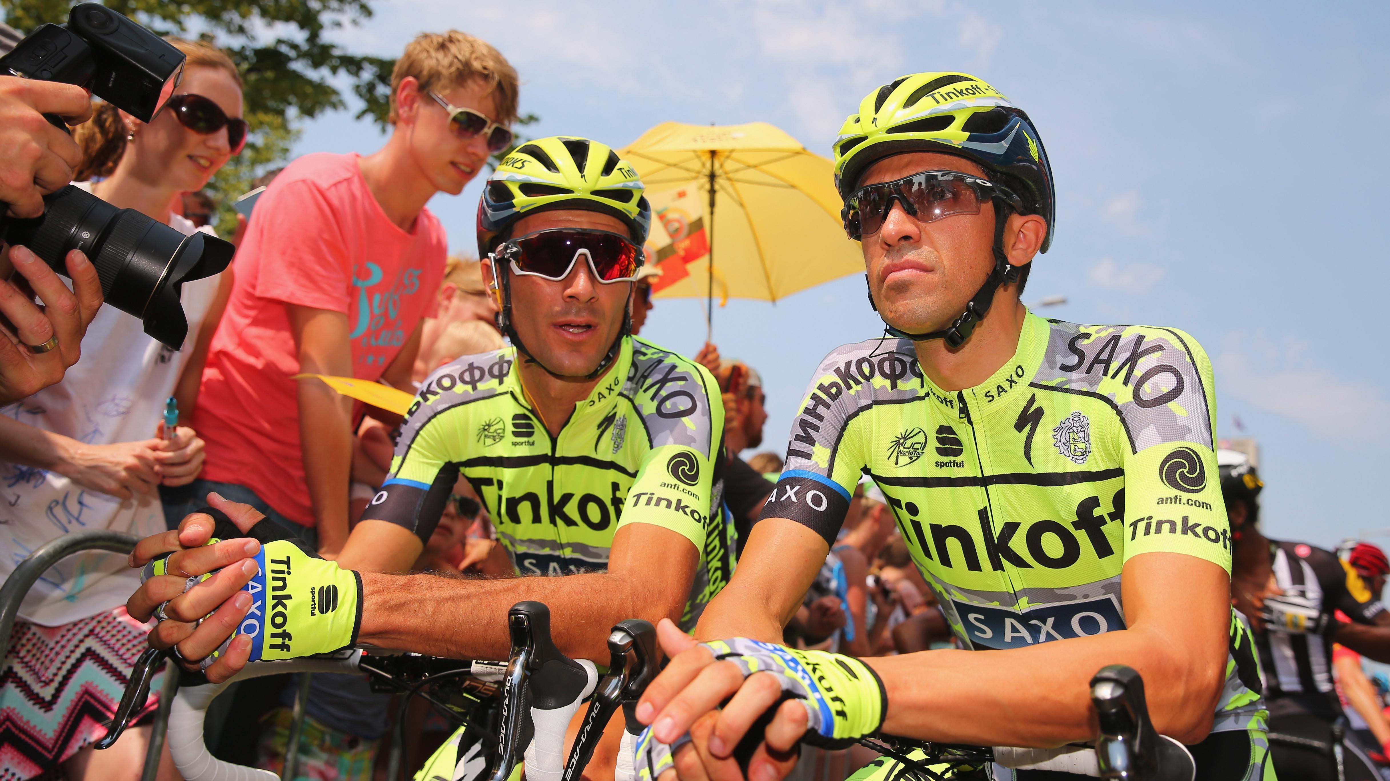 Tour de France Udgåede ryttere