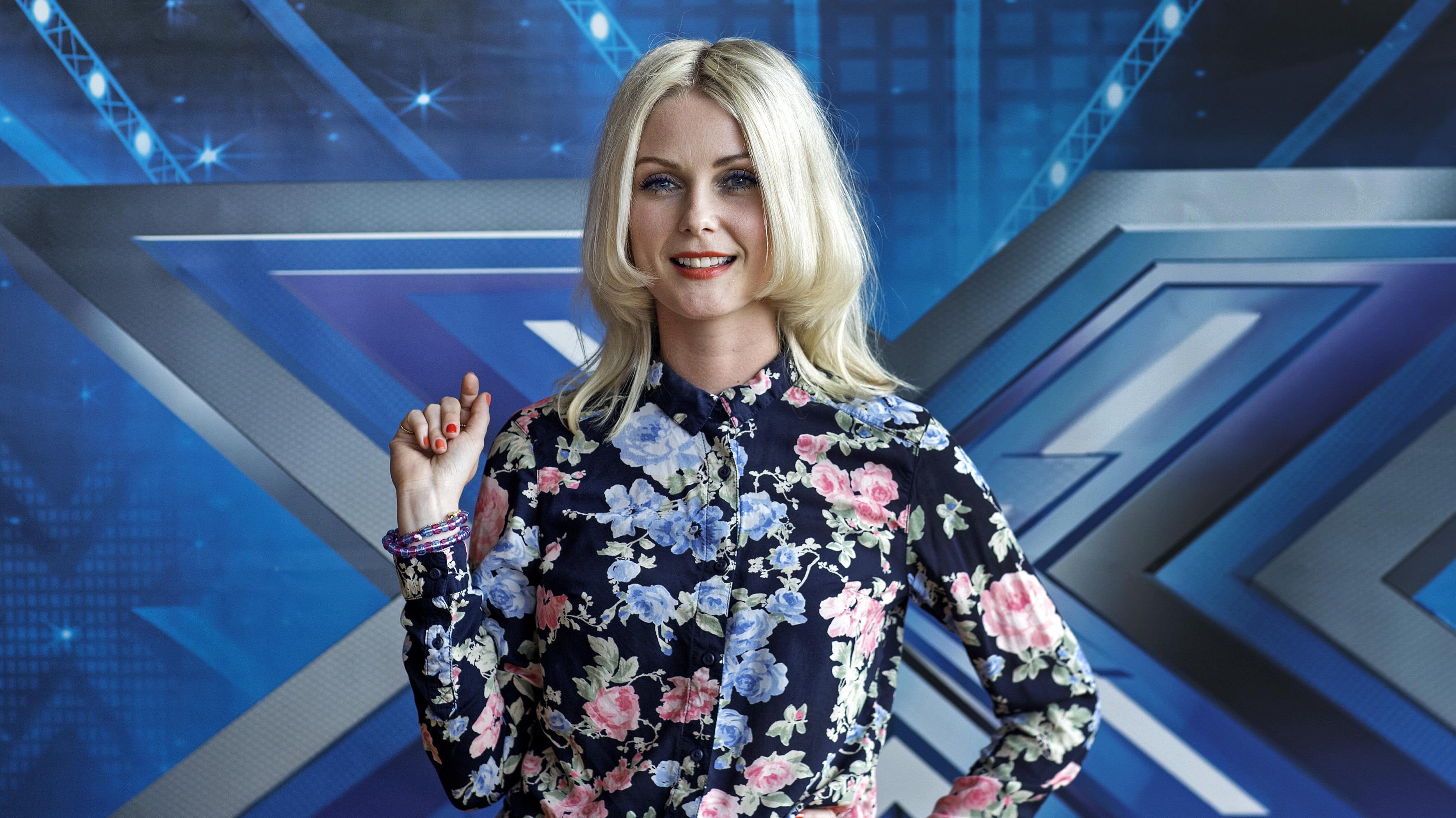 X Factor 2016 dommer-pressemøde