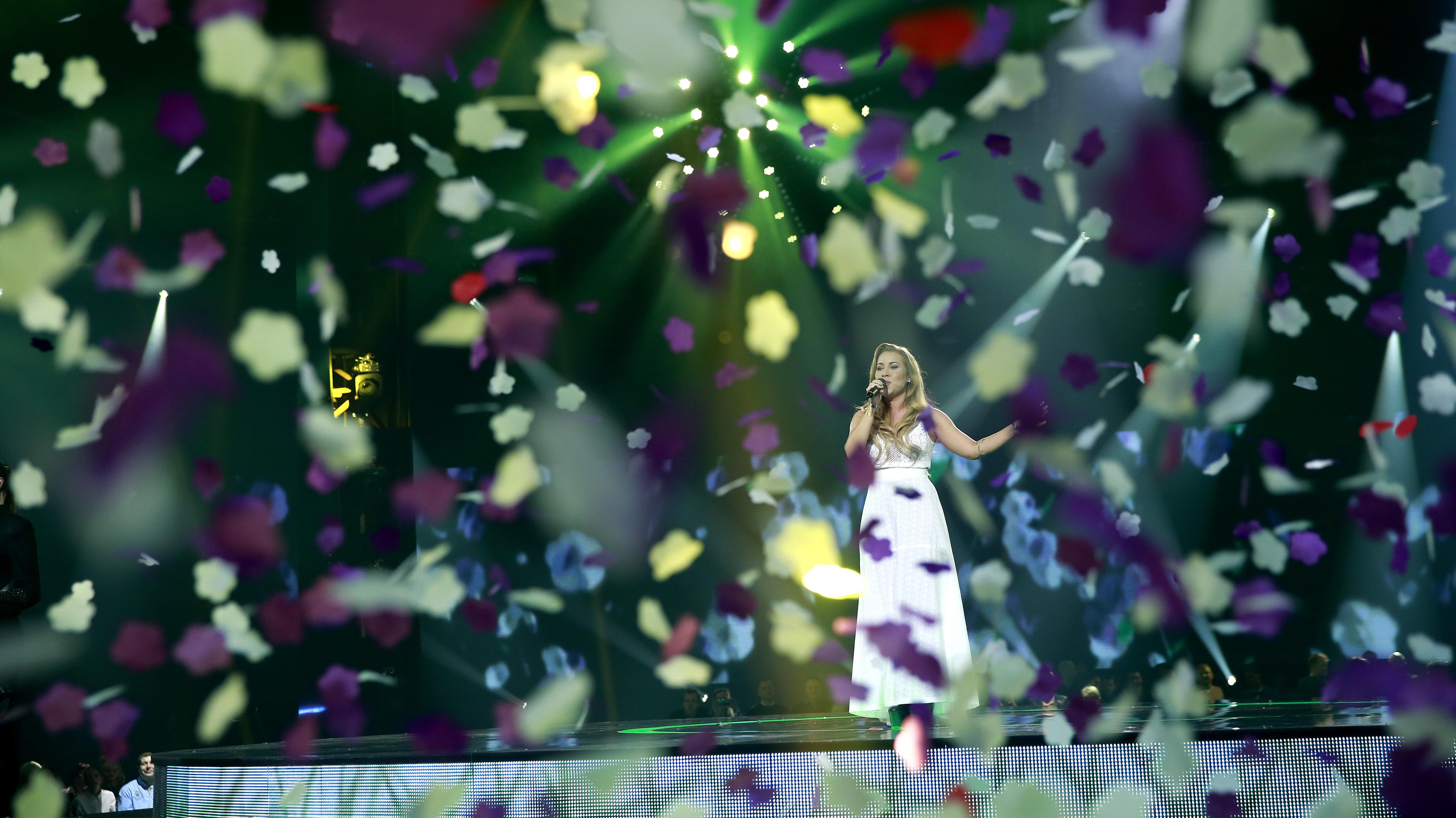 Anne Gadegaard Melodi Grand Prix 2015