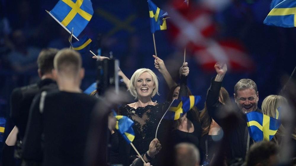 Sverige Sanna Nielsen Eurovision Song Contest 2014