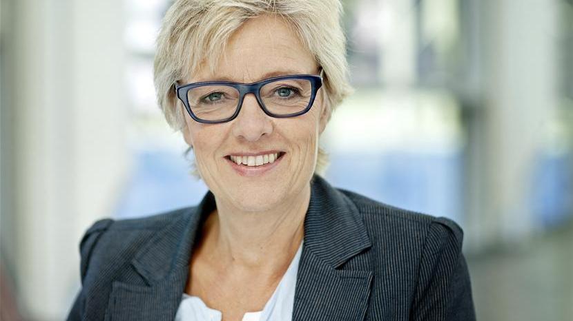 Gitte Rabøl, mediedirektør DR