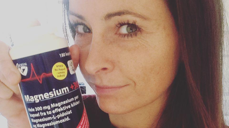 Maria Thønnings, migræne, hovedpine, magnesium