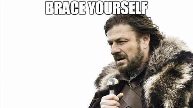 Brace Yourself first - DR Talentholdet