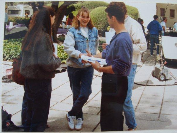 Louise møder Beverly Hills 90210