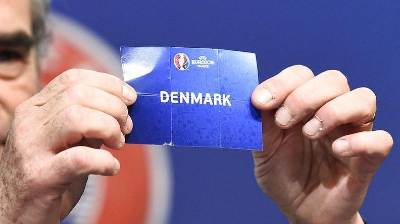Danmark lodtrækning