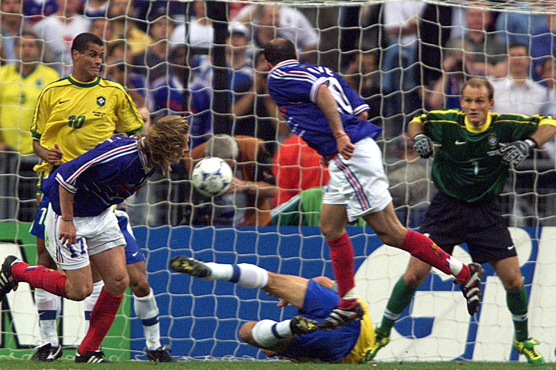 Zidanes karriere
