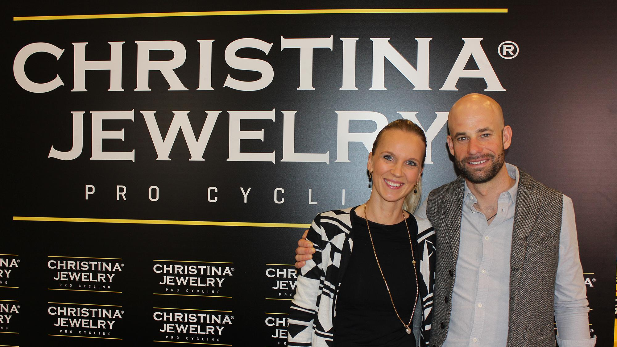 CHRISTINA Jewelry & Watches