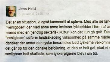 Jens Hald (DF)