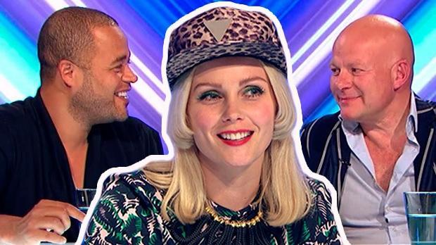Mette Lindberg X Factor 2016
