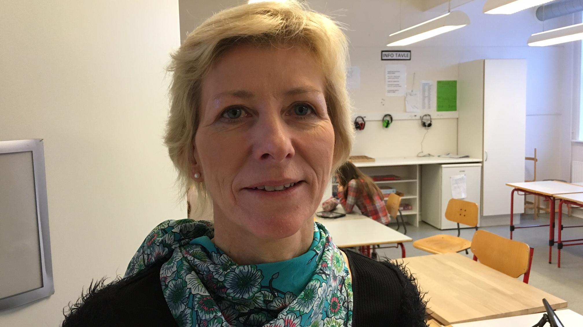 Anna Marie Nør - skoleleder Hou Skole
