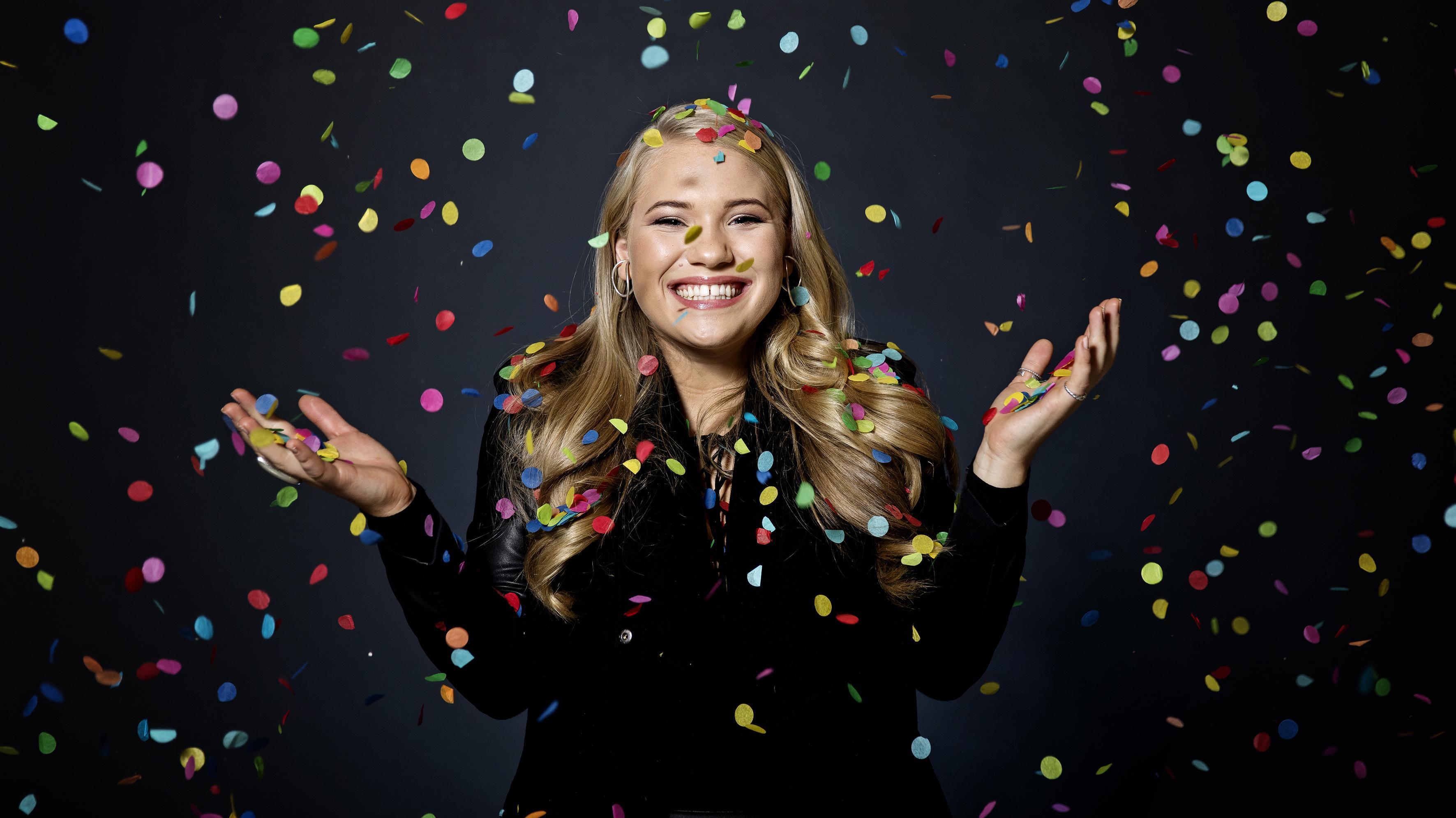 Melodi Grand Prix 2016 - Anja Nissen