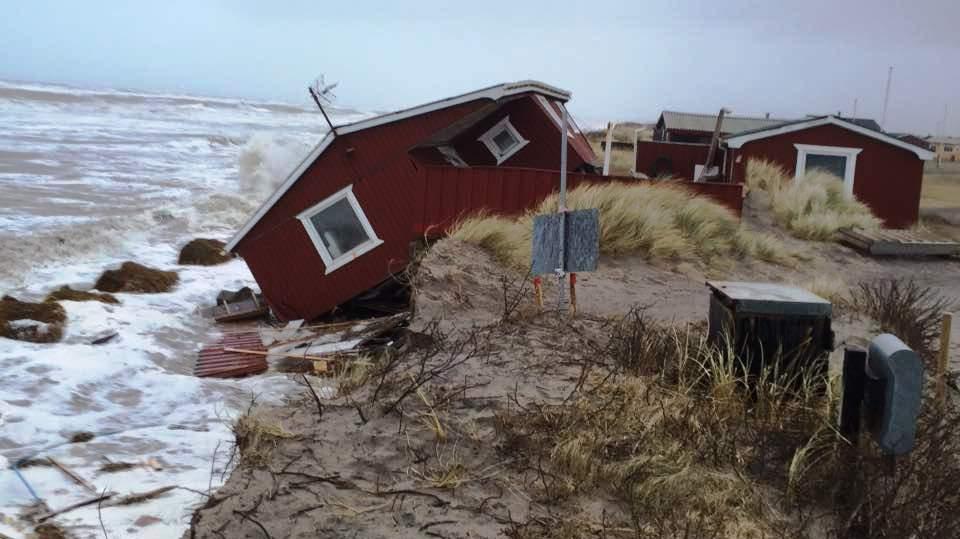 Sommerhus Nørlev Strand