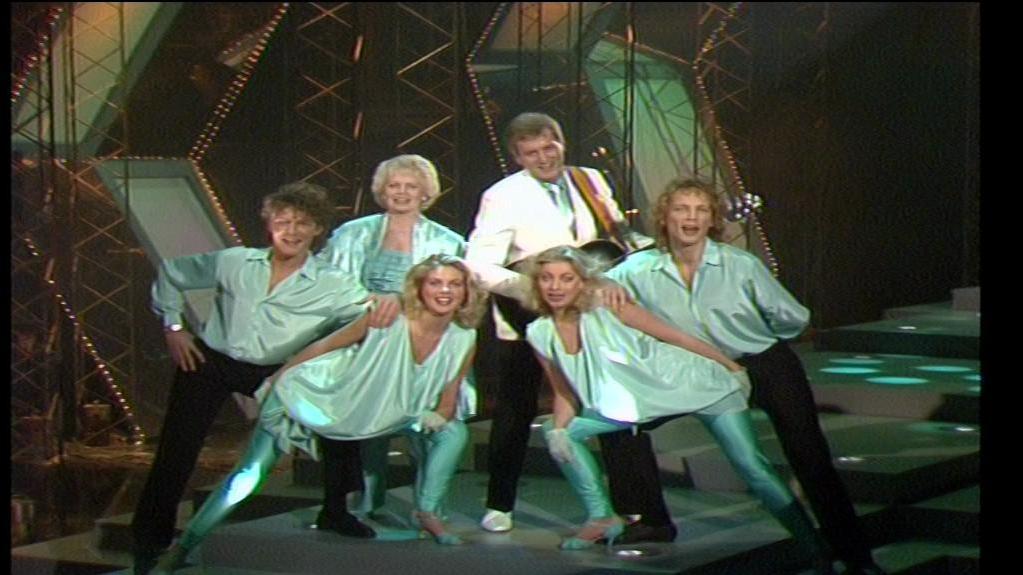 Keld og Hilda Heick Melodi Grand Prix 1986
