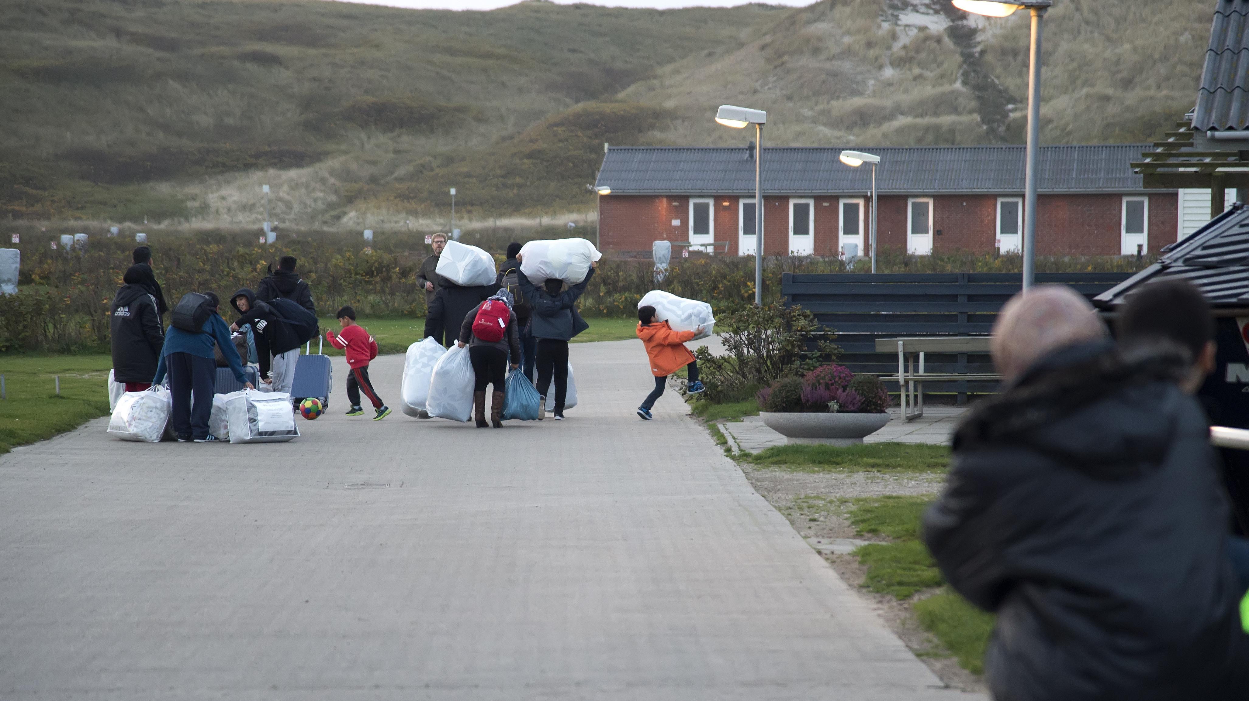Flygtninge arkiv