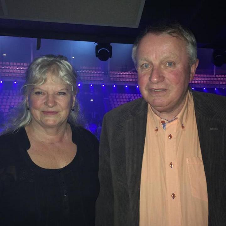 Johnna og Erling Lynge Melodi Grand Prix 2016