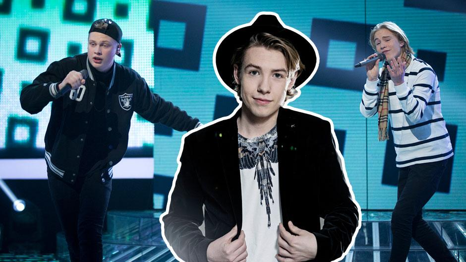 Citybois Mads Christian X Factor 2016
