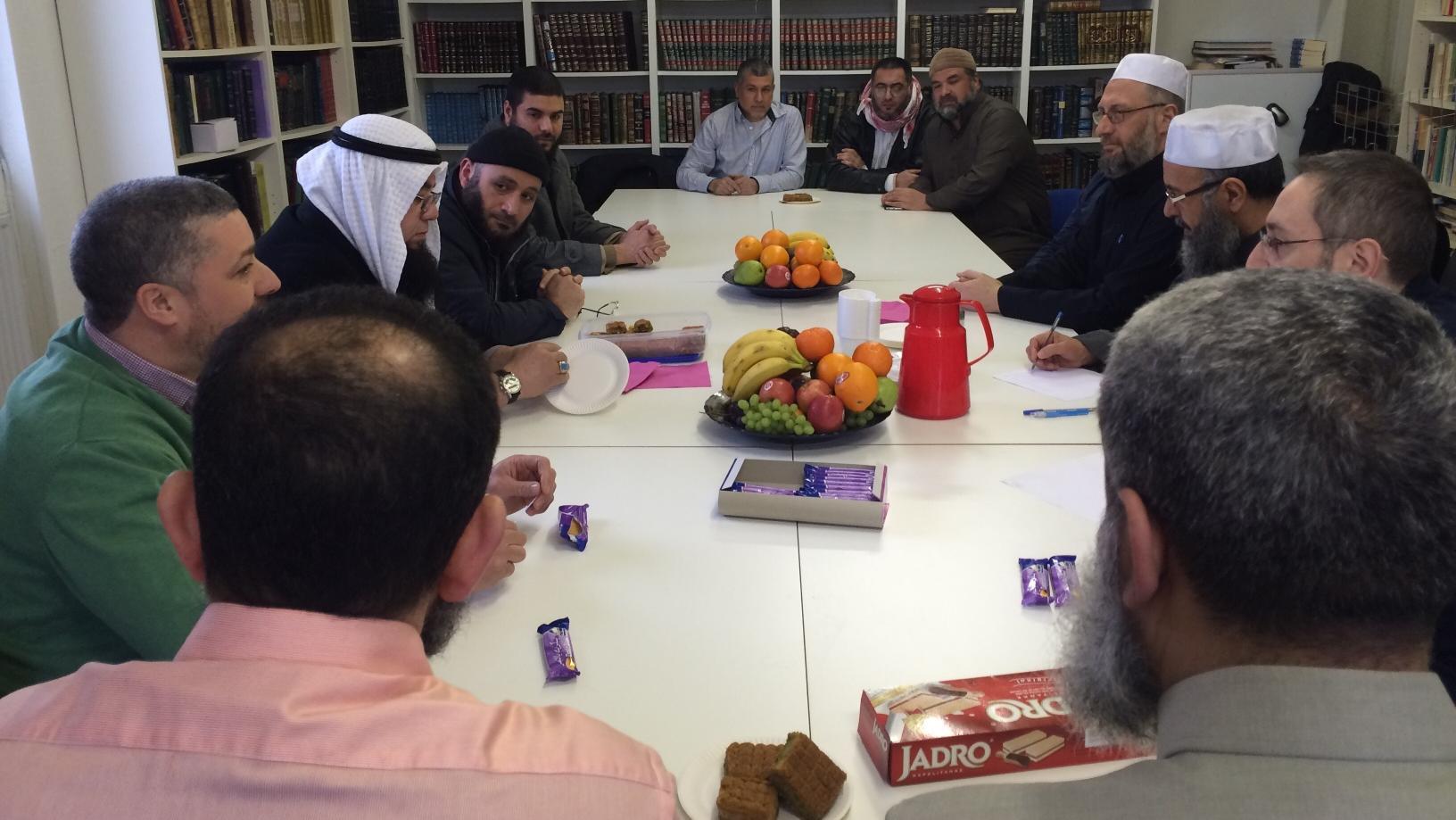 Imam-møde