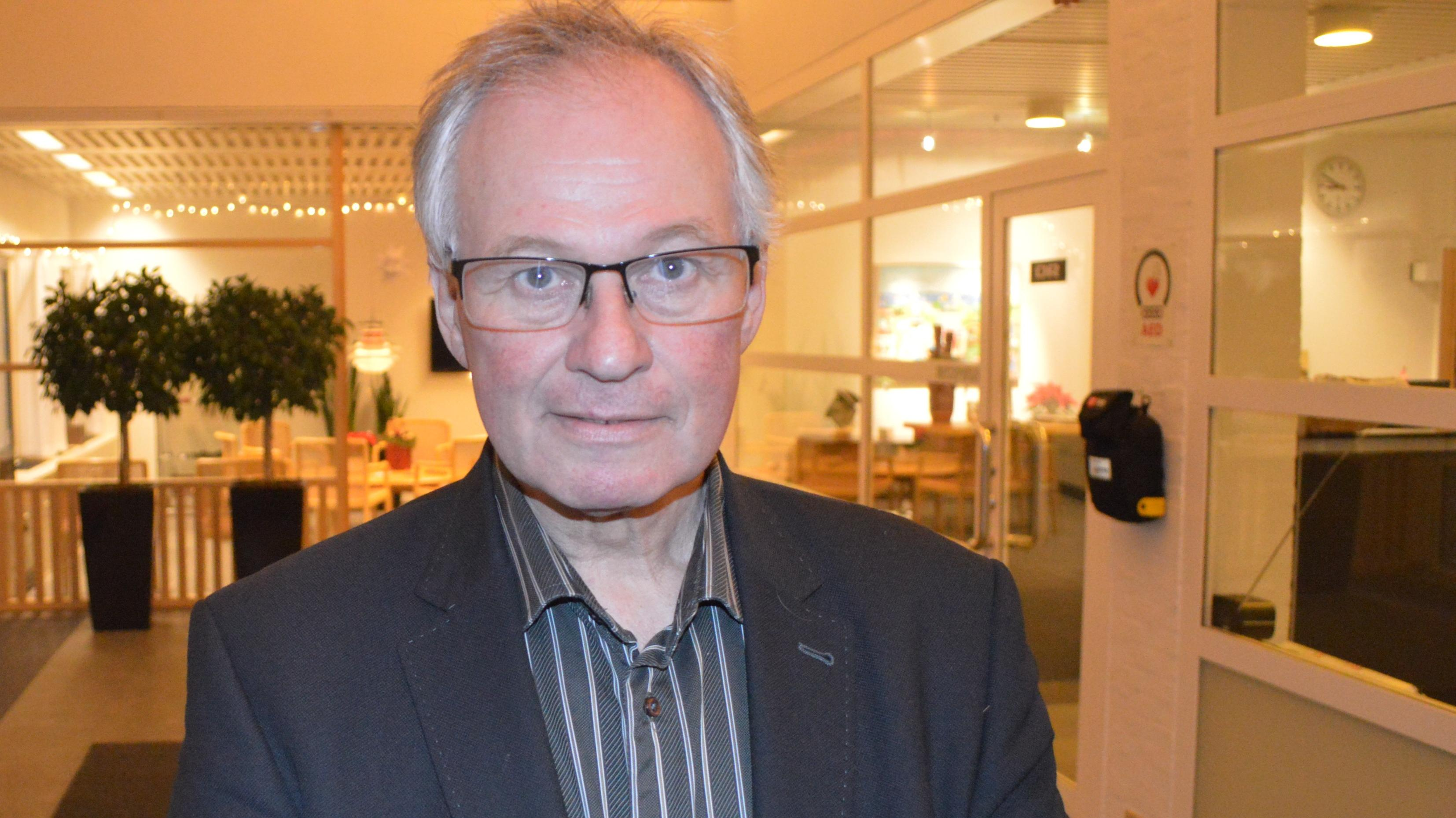 Henning Jørgensen arbejdsmarkedsforsker