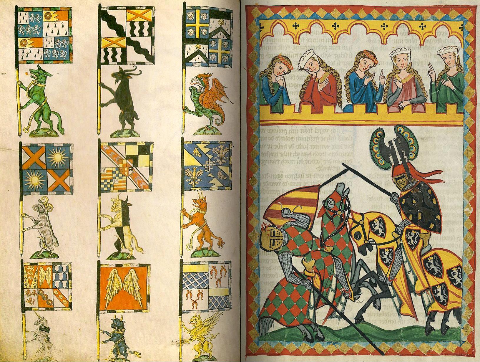 1500-tallet_-_riddere_-_fabeldyr_og_alm_dyr.jpg