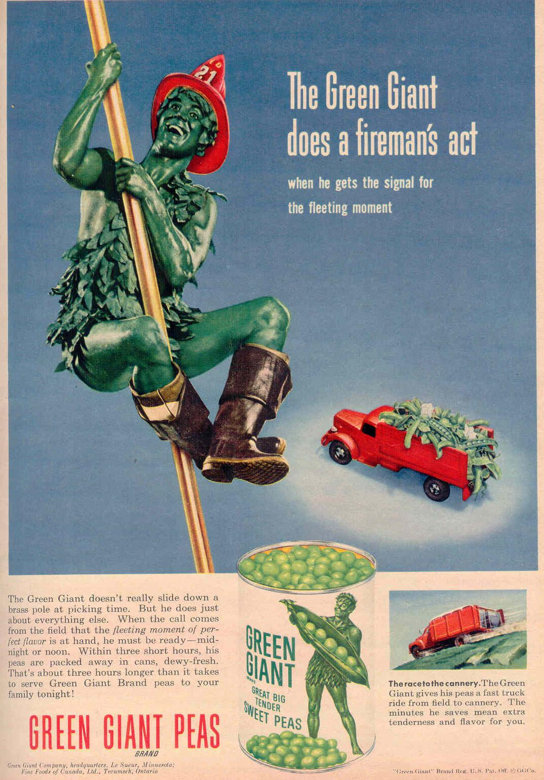 1952 - Green Giant Company - green giant.jpg