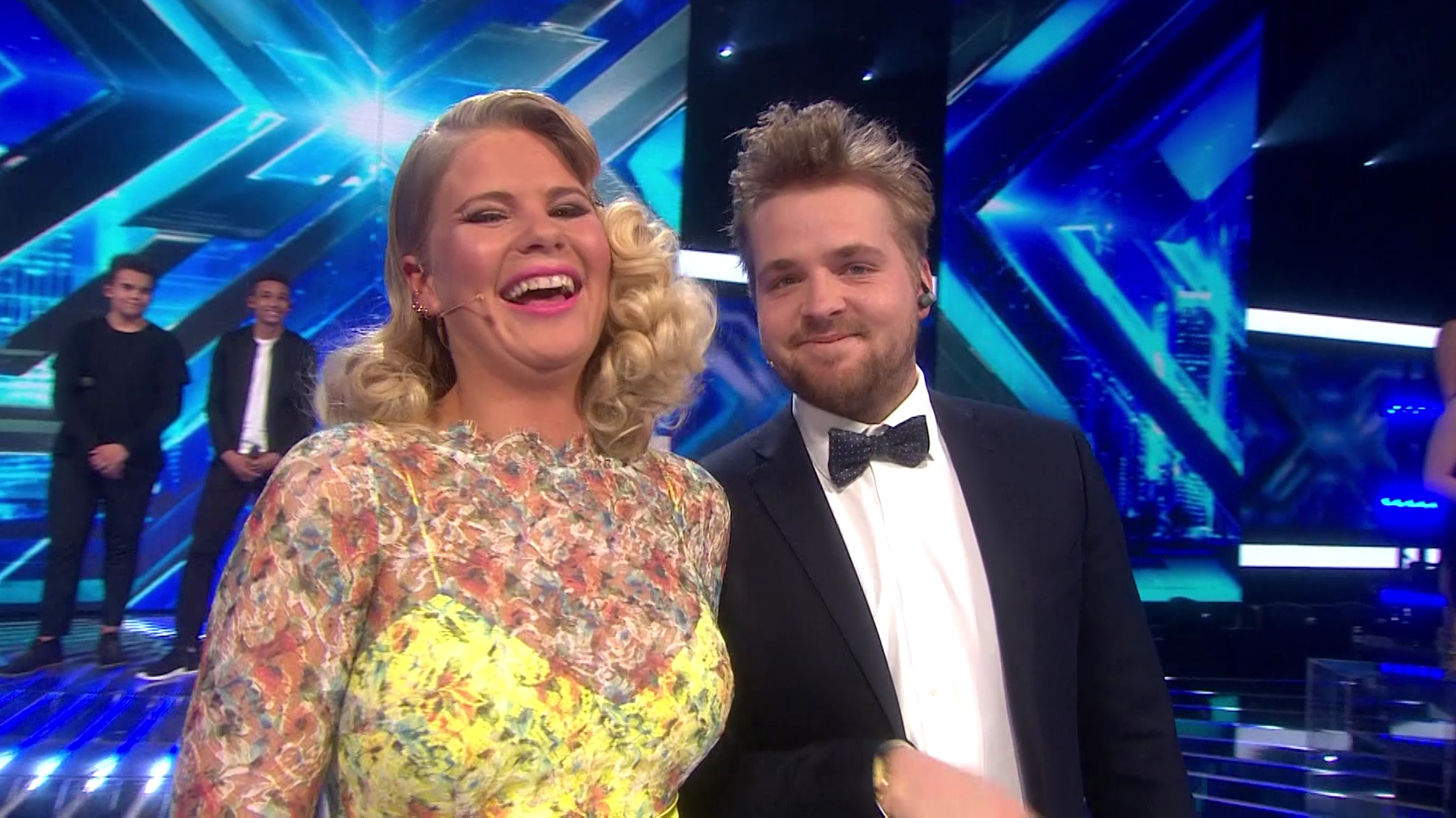 Sofie Linde Joakim Ingversen X Factor 2016