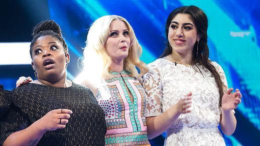 X Factor-finale