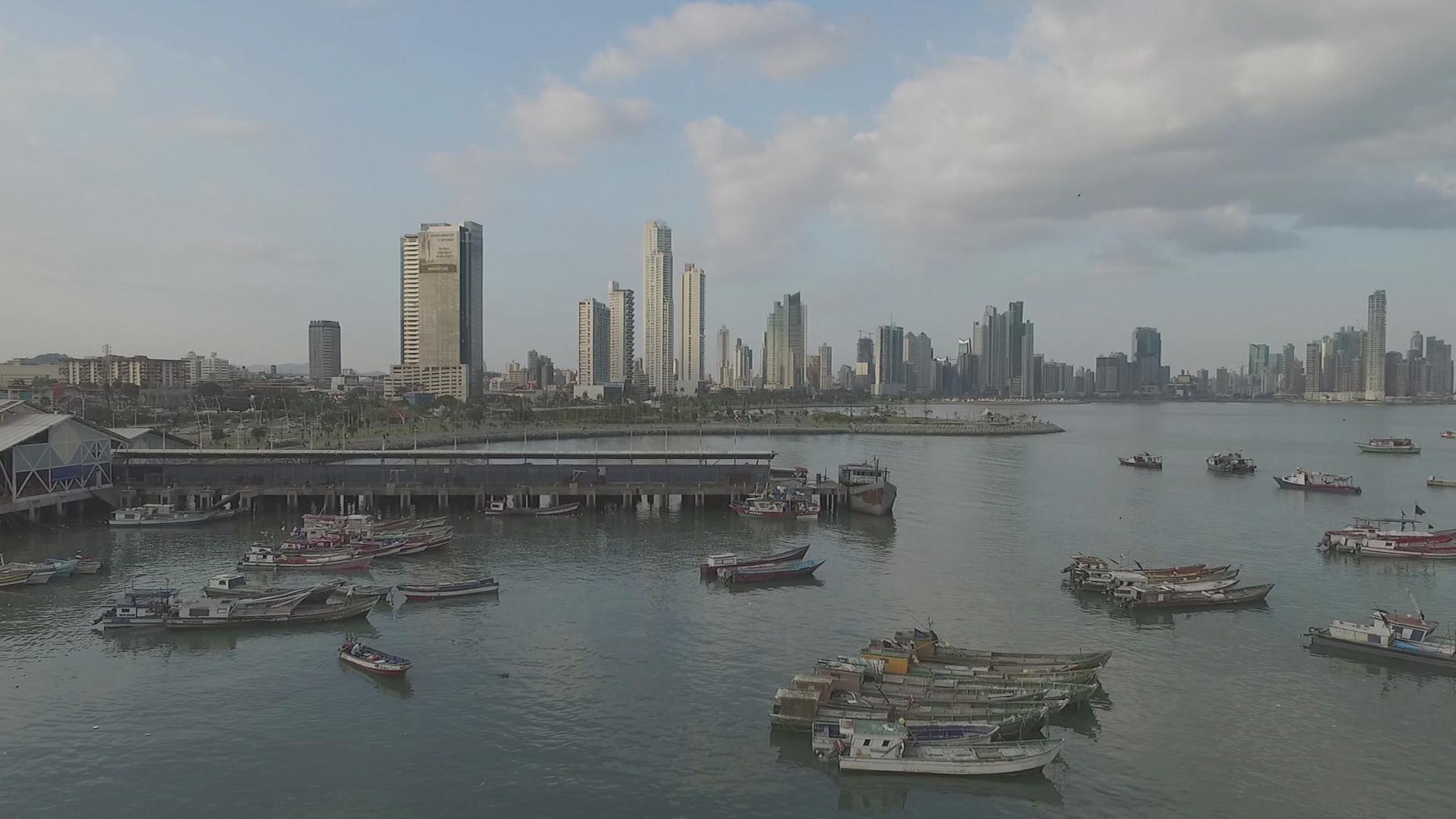 Skattely i Panama