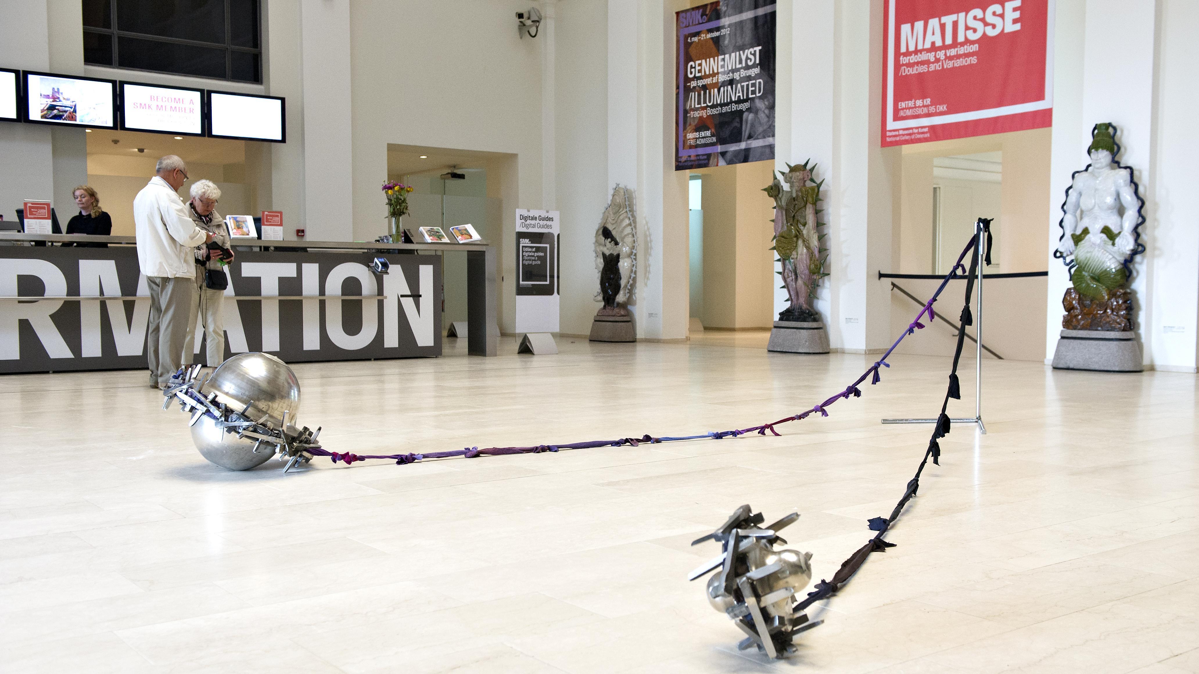 museer med gratis entre