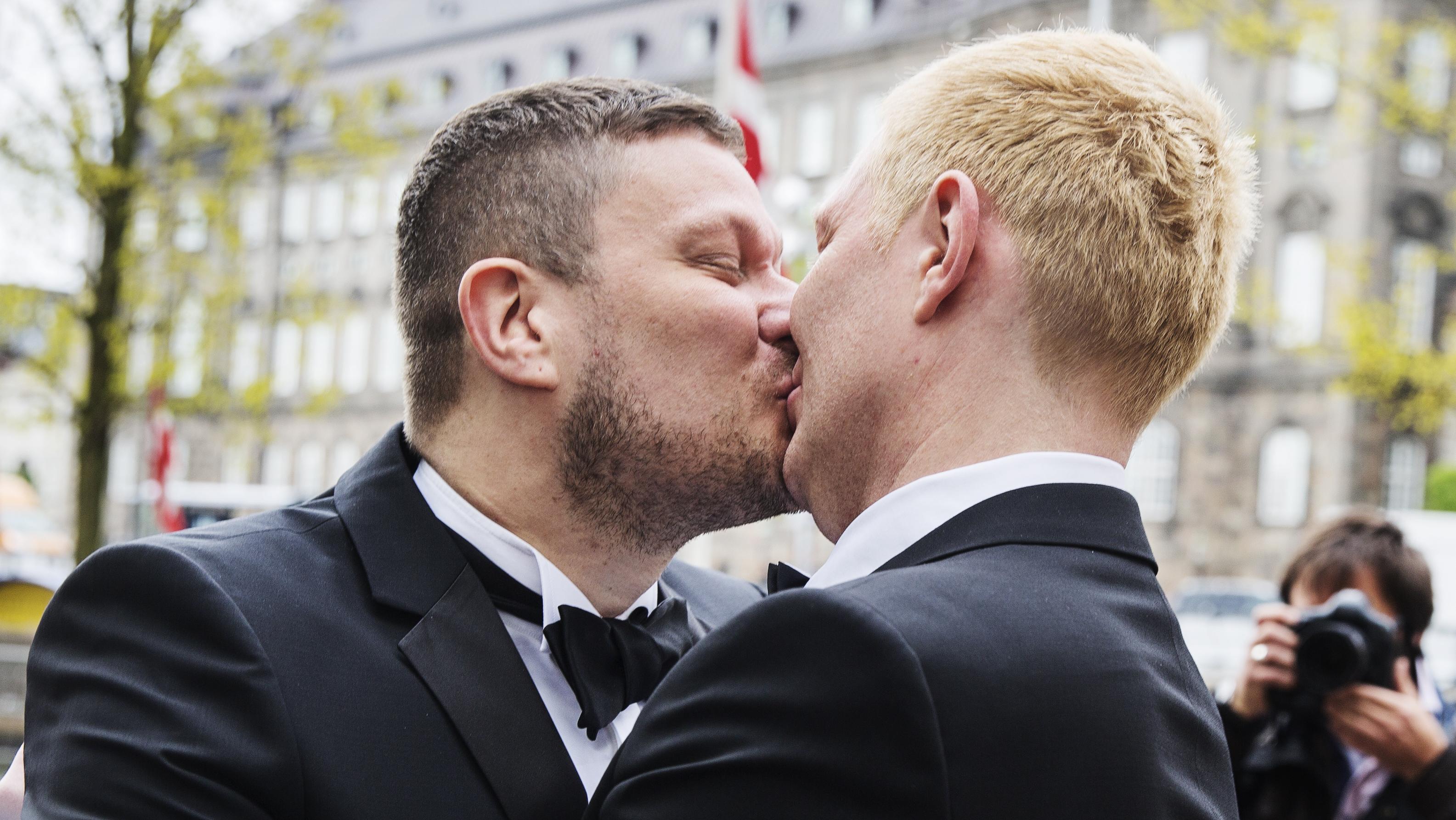 Unge Homoseksuelle I Danmark