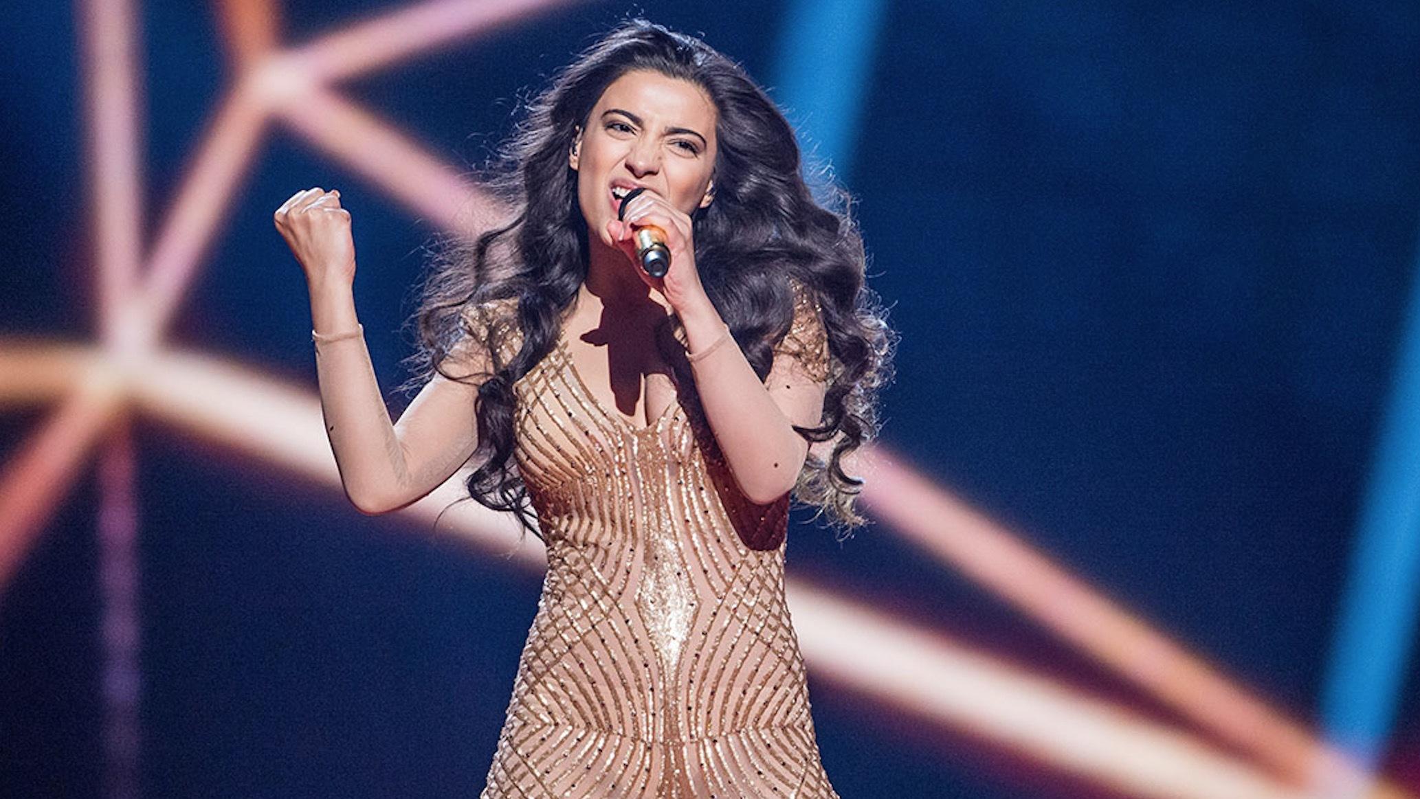 Samra Aserbajdsjan Eurovision 2016