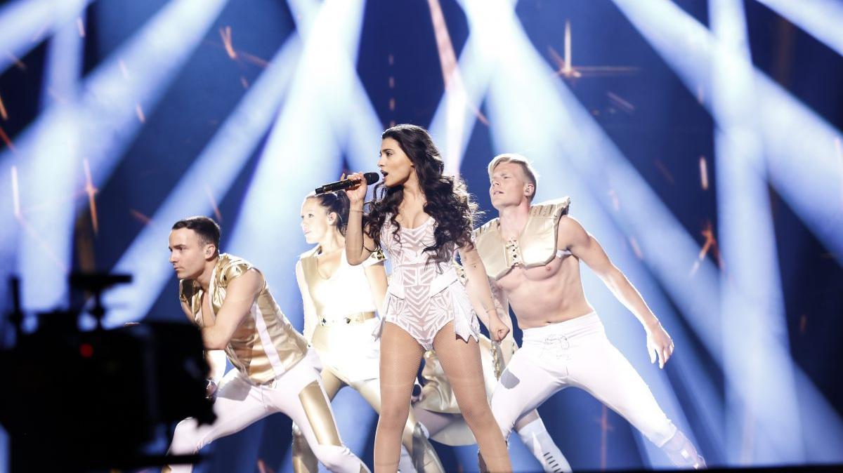 Eurovision 2016 Aserbajdsjan