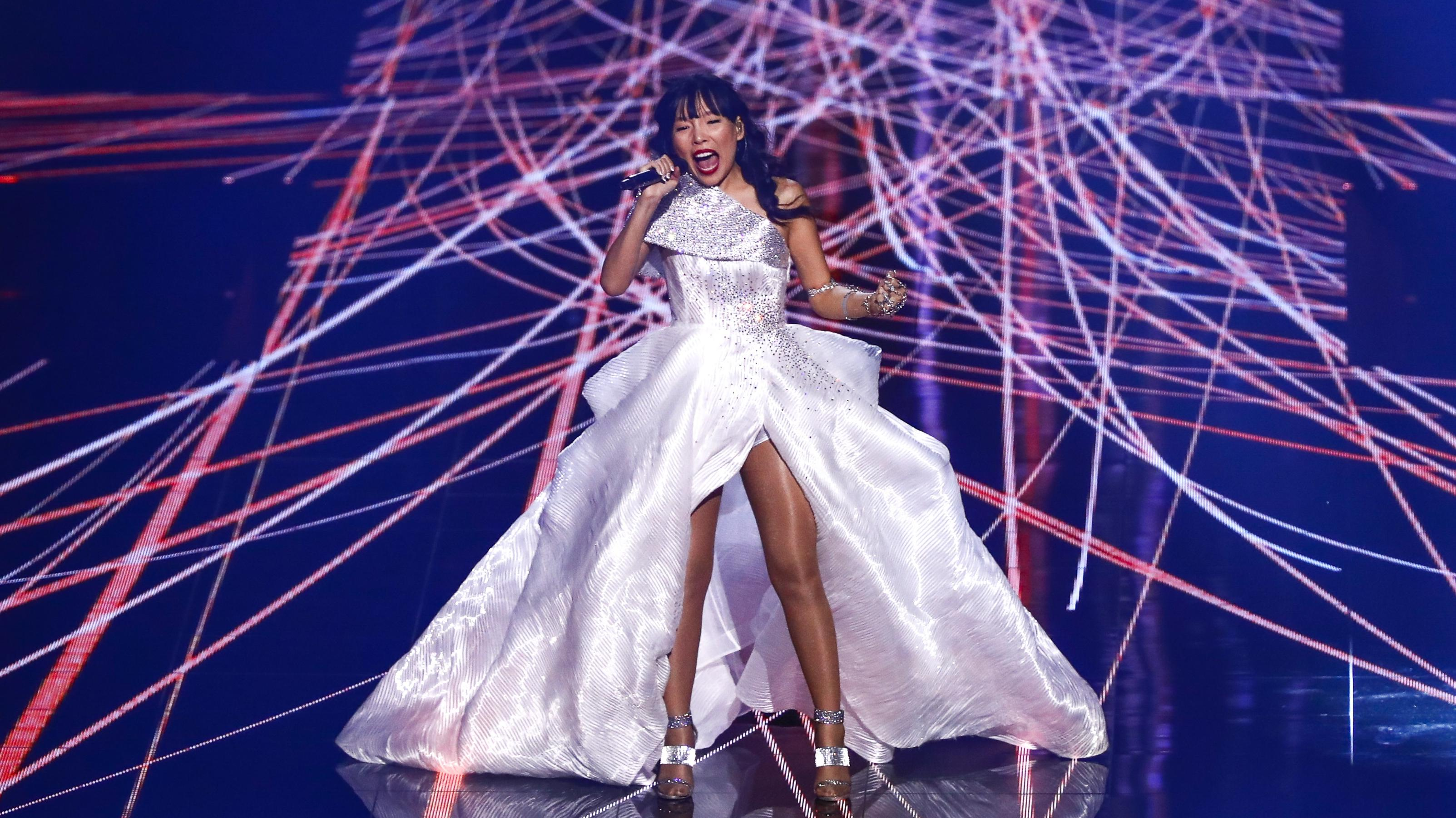 Australien Dami Im Eurovision 2016