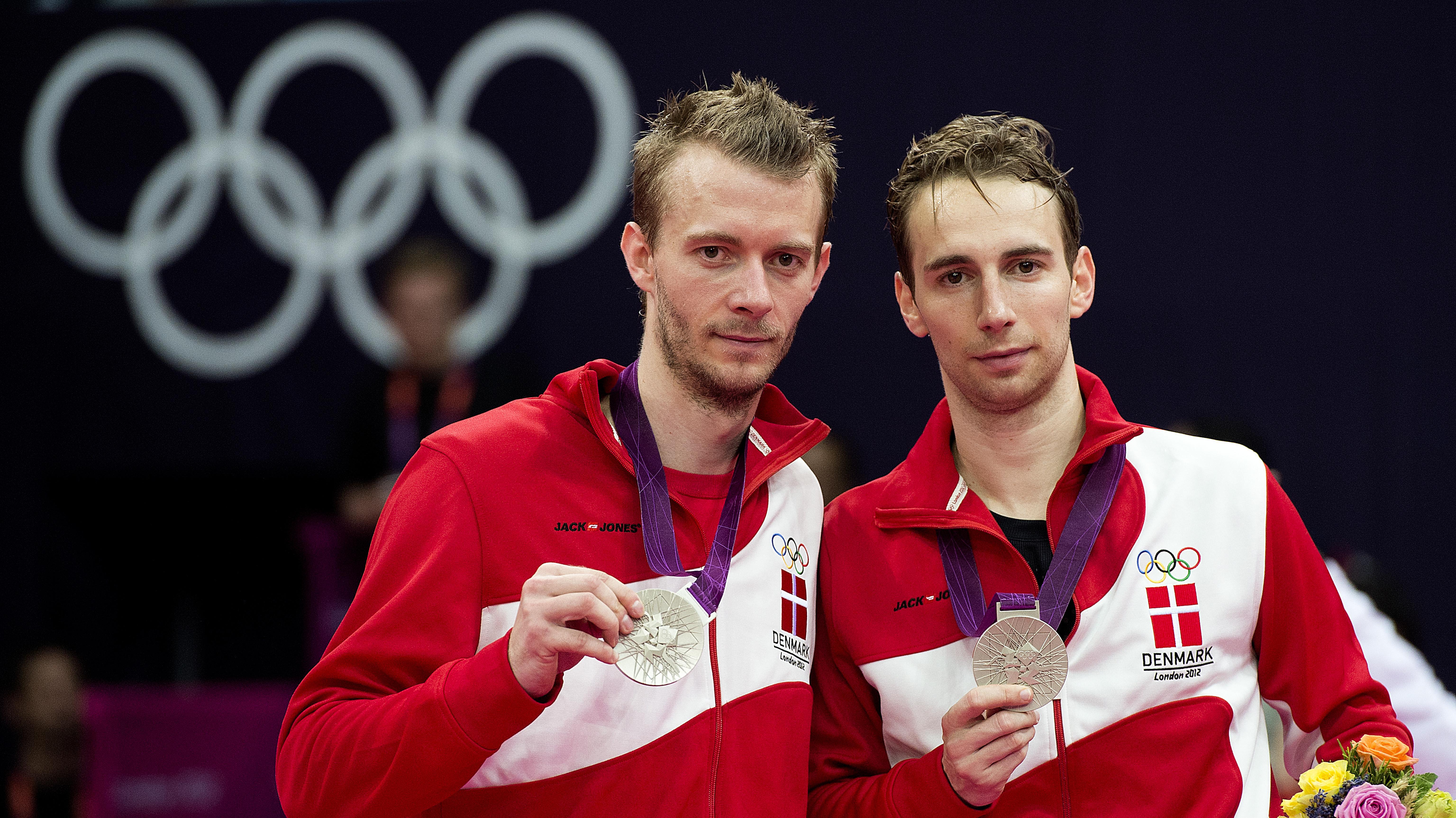 Efter hjernebl¸dning Carsten Mogensen tilbage i OL r¦set