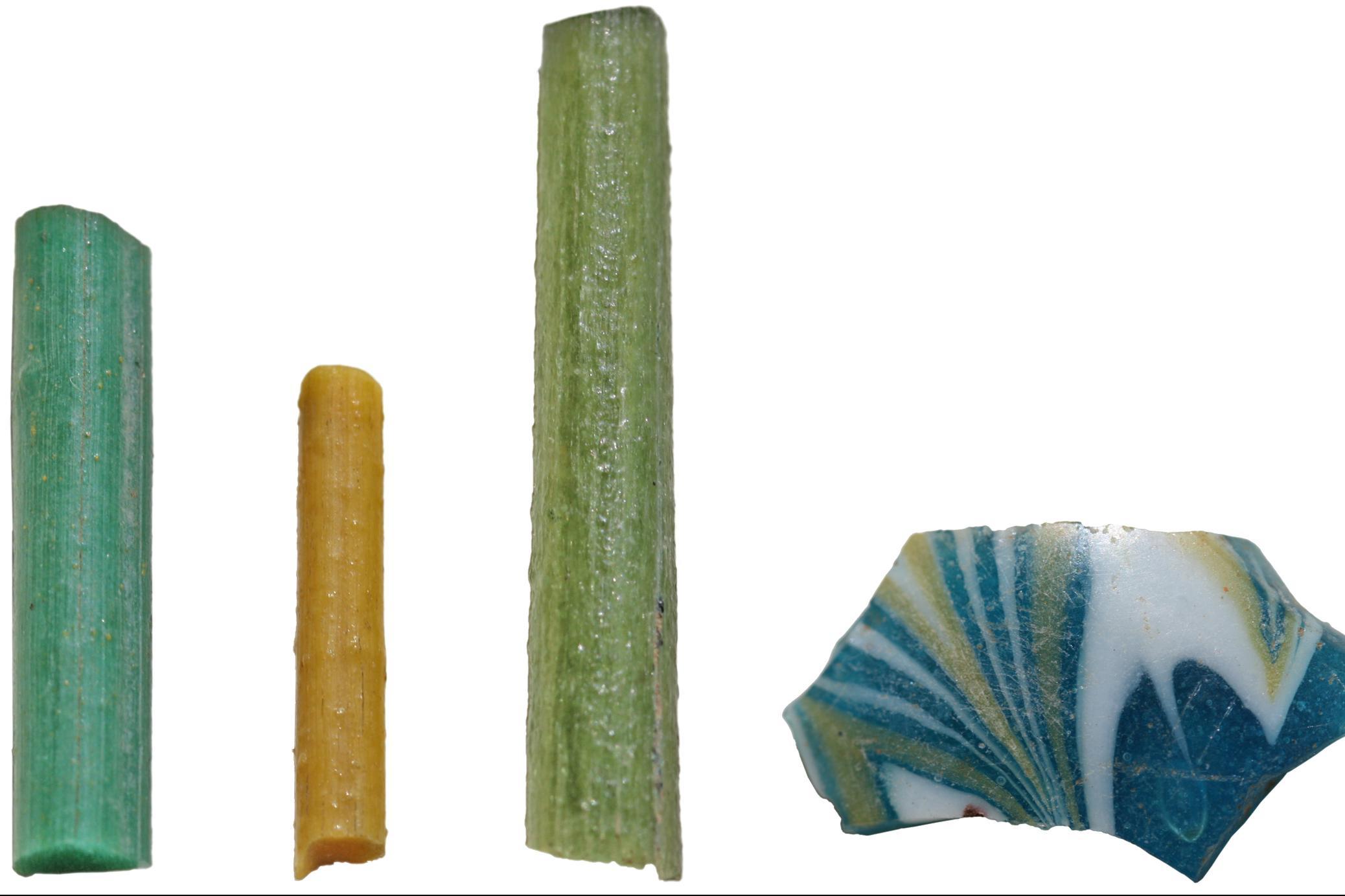 Glasstave fra Amarna, Egypten