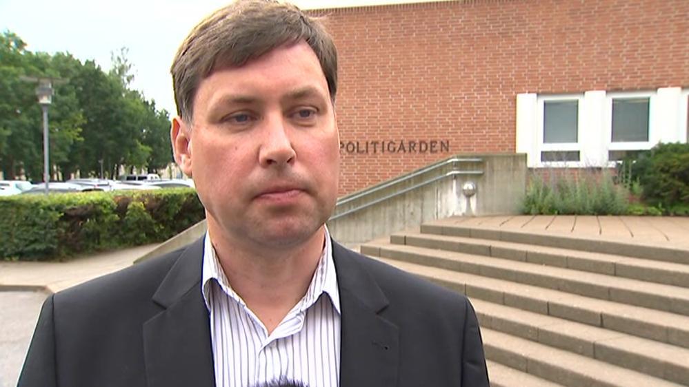 Specialanklager Morten Frederiksen fra Københavns Vestegns Politi.