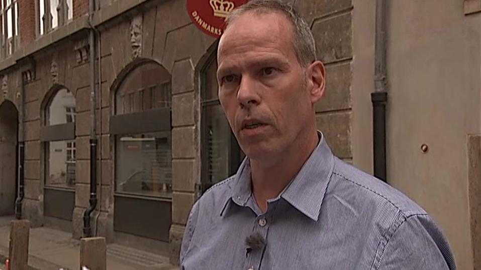 Søren Nicolaisen formand for Taxiførere i Danmark