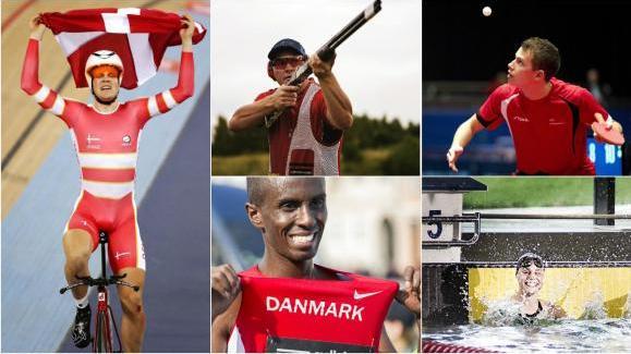 danske ol deltager