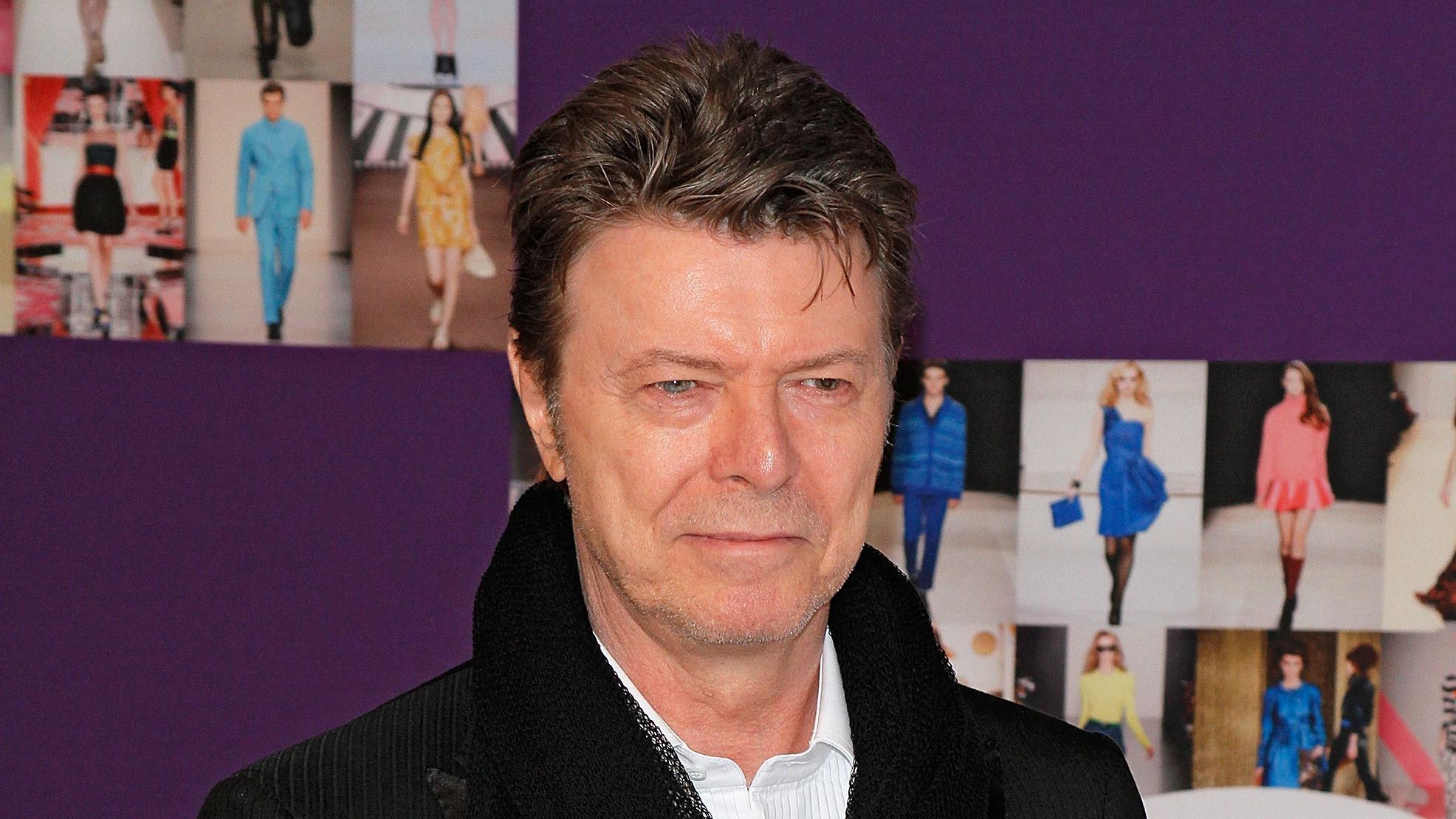 David Bowie billede