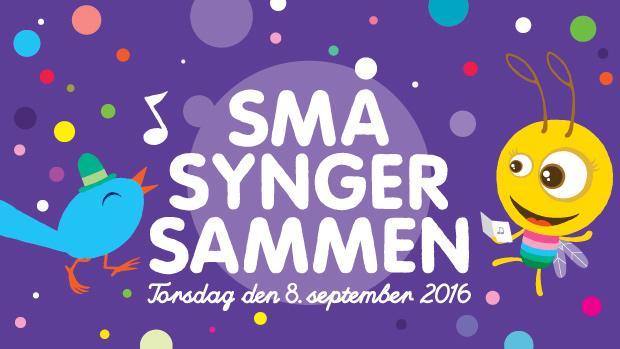 Små Synger Sammen 2016